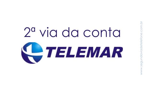 Segunda Via Telemar 2018 - emitir fatura