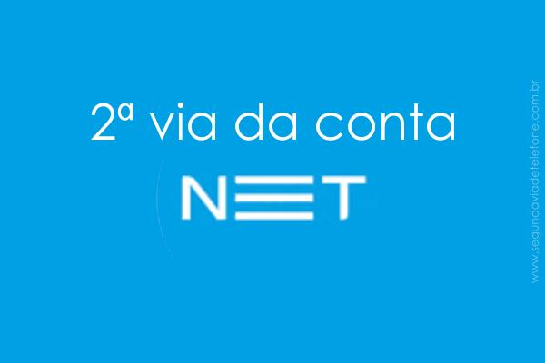 2 Via Net 2018 - imprima sua Segunda Via Net