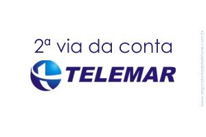 Segunda Via Telemar 2020 - emitir fatura